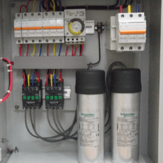 Power Factor Correction Capacitor Banks, Power Capacitors Design Requirements, Capacitor Cells, Capacitor Banks Control Protection, Capacitor Banks Testing
