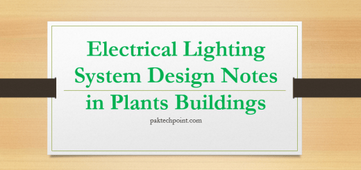 Electrical Branch Circuits, Flood Lighting, lighting and receptacle circuit wiring