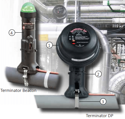 Electrical Heat Tracing Installation