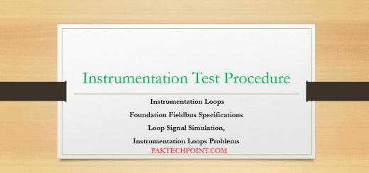 instrumentation loops