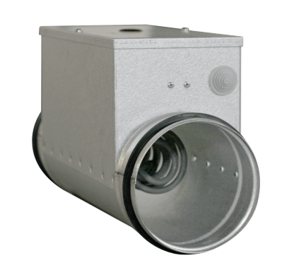 Electric Duct Mounted Heaters for HVAC System