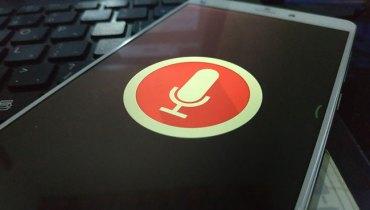 aplikasi perekam suara jernih
