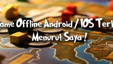 game offline ios gratis terbaru