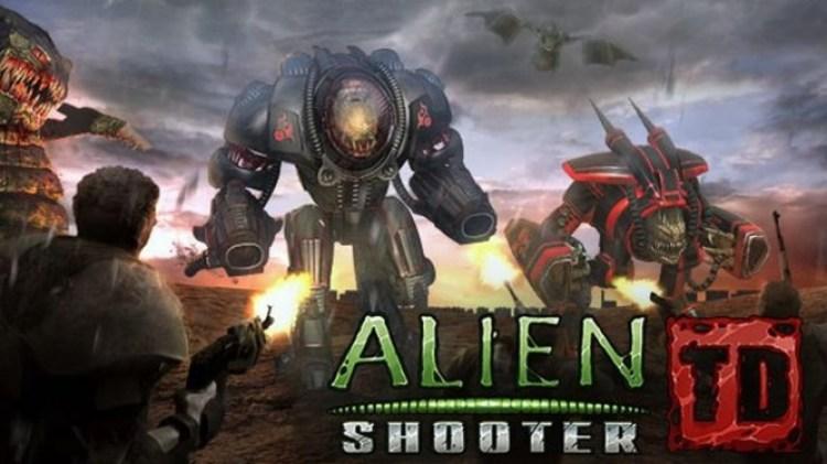 Hasil gambar untuk Alien Shooter