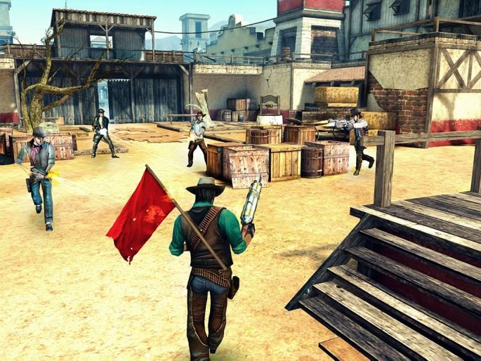 Hasil gambar untuk Six-Guns: Gang Showdown