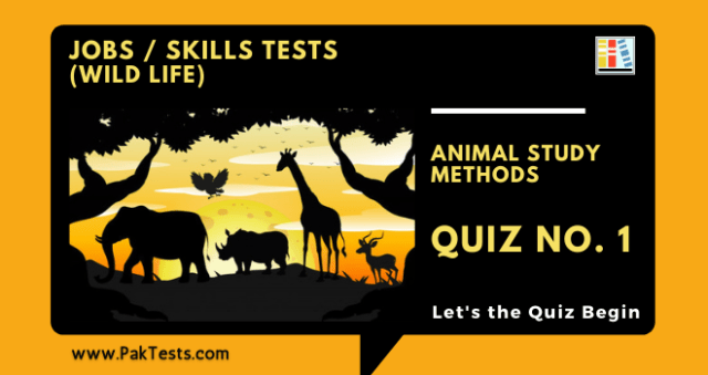 jobs-skills-tests-animal-study-methods-quiz-1