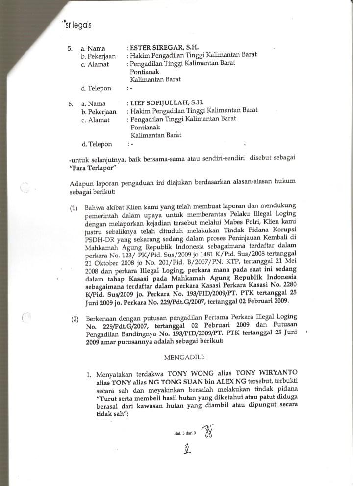 Contoh Surat Laporan Pengaduan Ke Polisi Bacanulis Cuitan Dokter