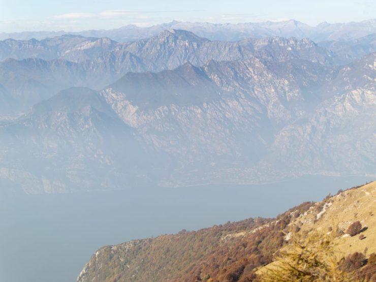 Monte Baldolla sumussa