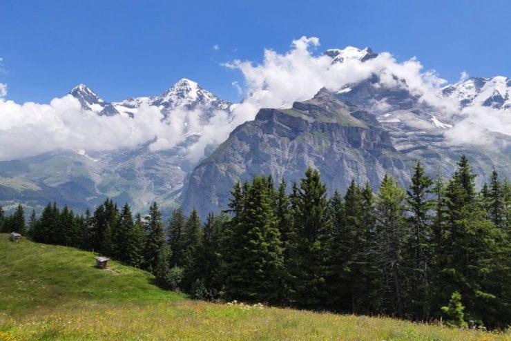 Reissusuunnitelmia, toukokuussa kohteena taas Lauterbrunnen, Sveitsi