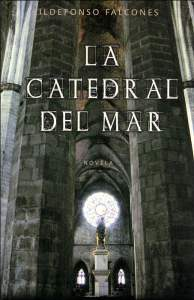Portada Libro La Catedral del Mar