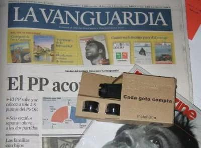 La Vanguardia y los ahorradores