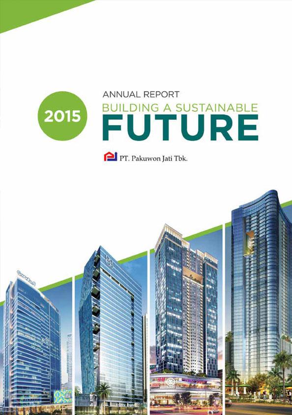 Annual Report   Pakuwon Jati