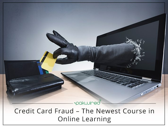 Credit Card Fraud  The Newest Course In Online Learning