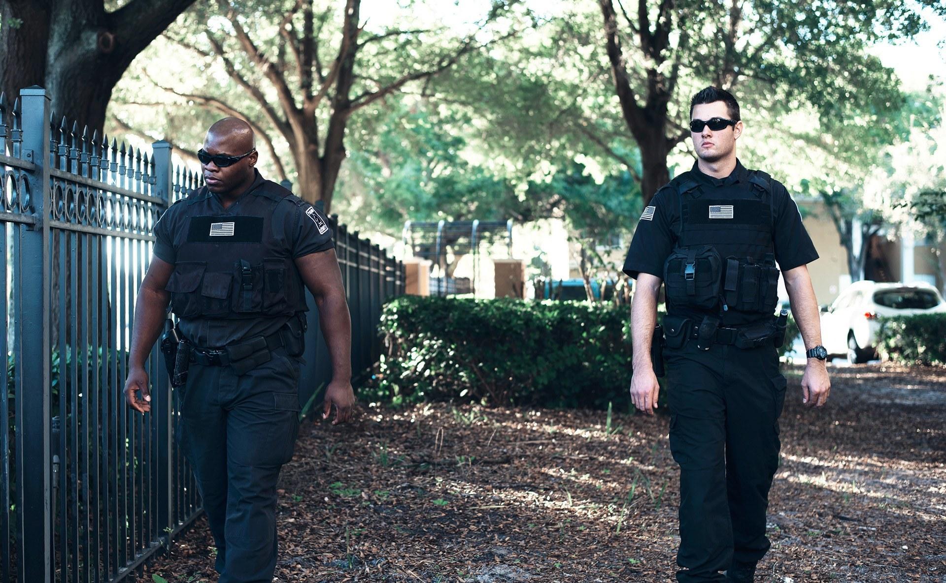 Armed Security Guard Services Orlando  Bodyguard Services