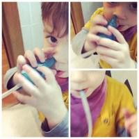 El aspirador nasal para bebés