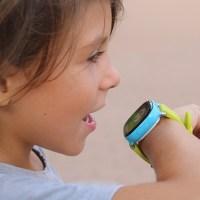 El teléfono móvil para niños controlado por los padres