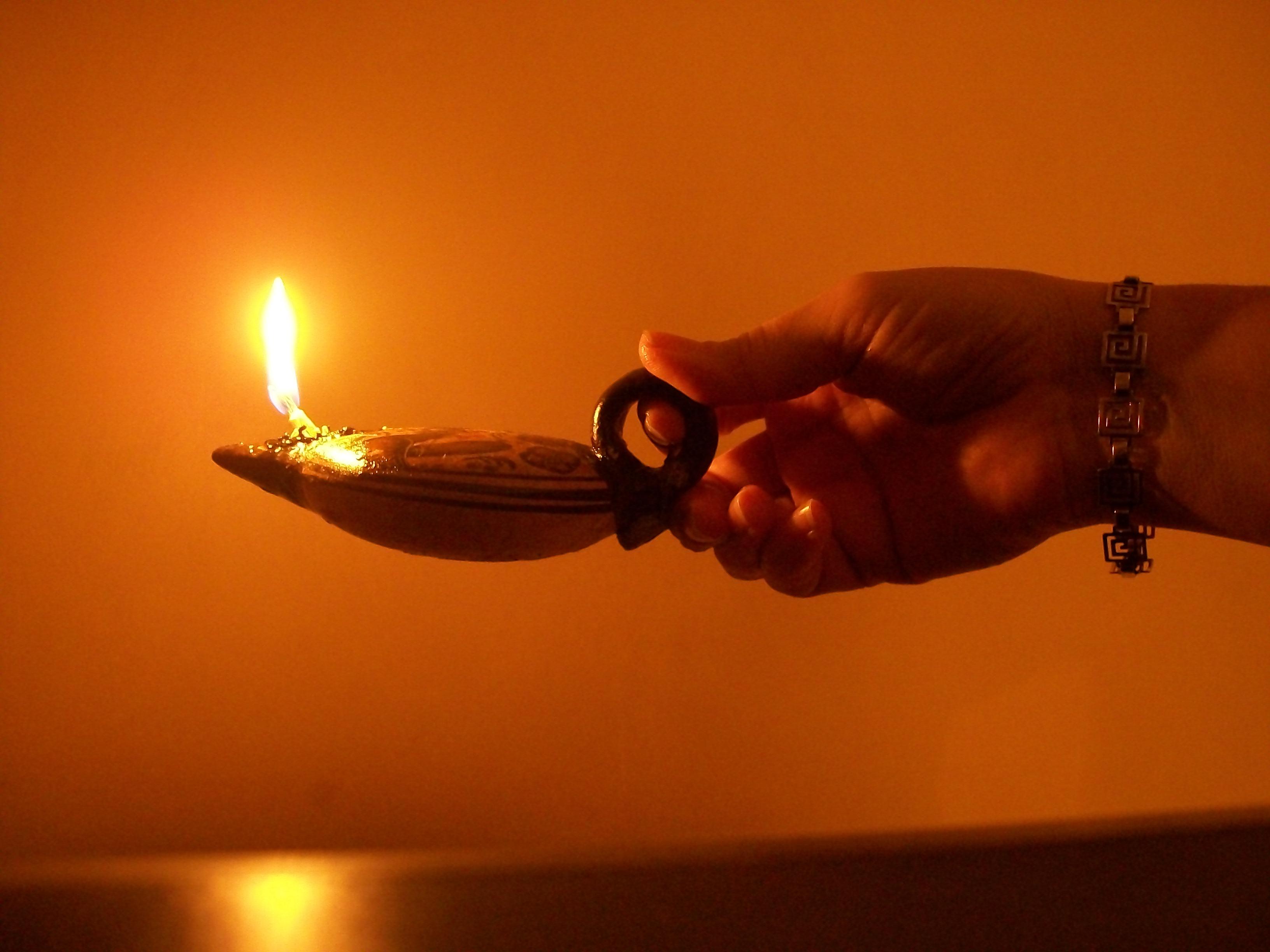 Luz  Lmparas  Palabras con Miel