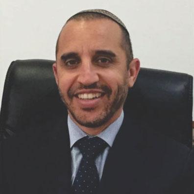 Rabino Avi Amsalem