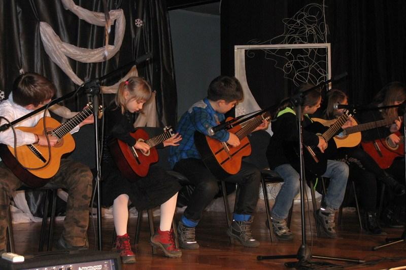 Koncert Kolęd - Gitarowy 003
