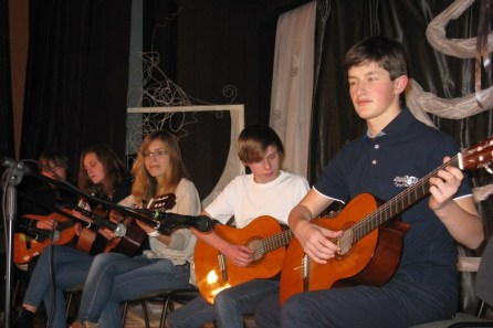 Koncert Kolęd - Gitarowy 035