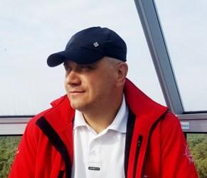 Dariusz Mnich zdjecie nauczyciela