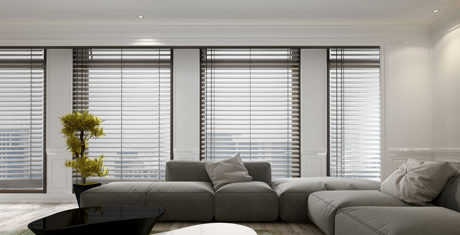 Horizontal Blinds Alpha Interiors   Year Of Clean Water