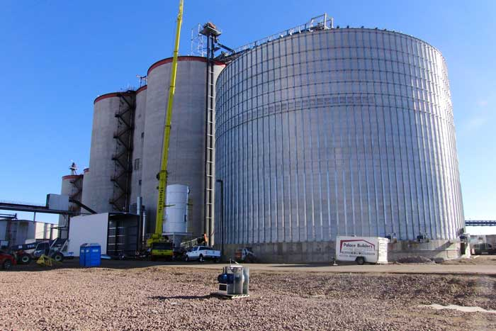Marion Grain Storage