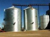 Kimball Grain Elevators