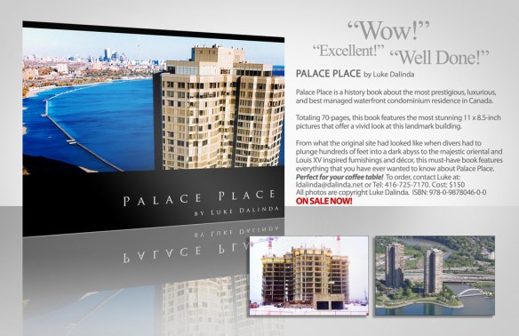 Palace Place Book
