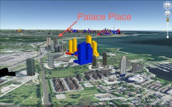 Toronto's Skyline in 2020