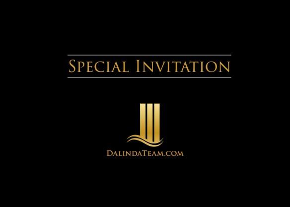 special invitiation