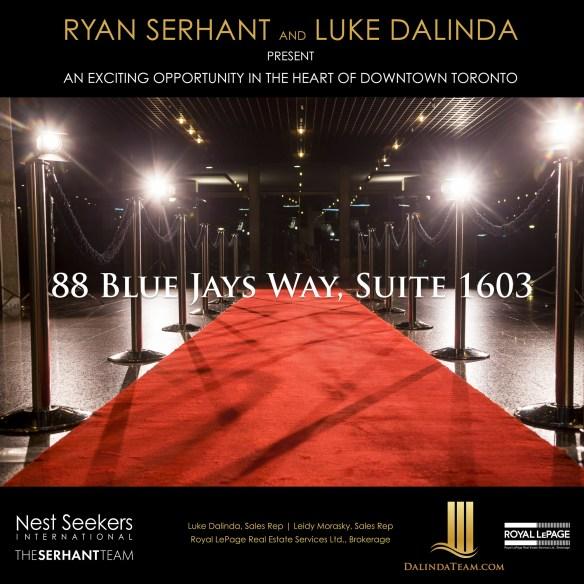 88 Blue Jays Way Suite 1603