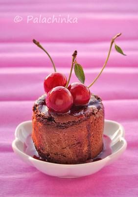 Royal Cherry Cake