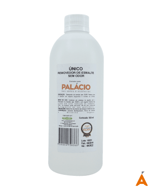 Removedor de Esmalte Sem Odor - 500 ml