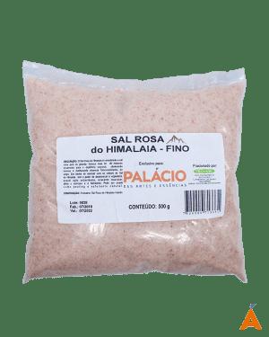 Sal Rosa do Himalaia Fino – 500 g