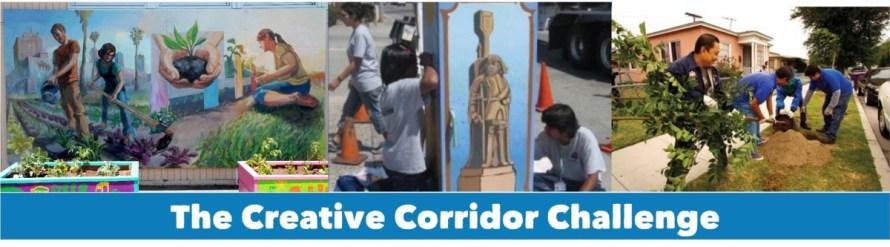 Uptown Creative Corridor Challenge