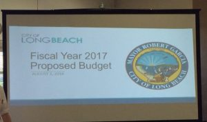 Proposed 2017 Long Beach Budget