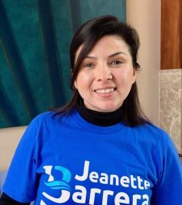 Jeanette Barrera