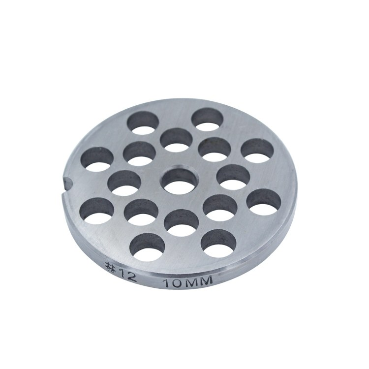 Paladin Equipment's #12 meat grinder includes a 10mm grinding plate.