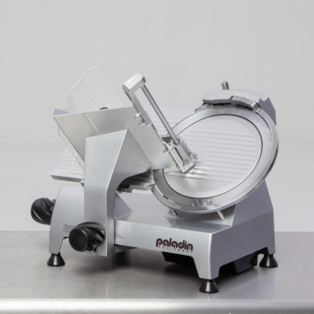 """10"""" Manual Meat Slicer from Paladin Equipment"""