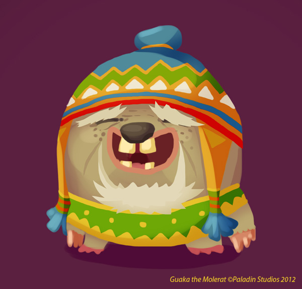 guaka-the-mole-concept-sketch