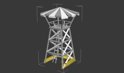 LFG Model Watchtower