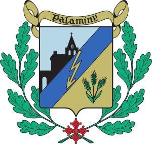 Blason de la commune de Palaminy