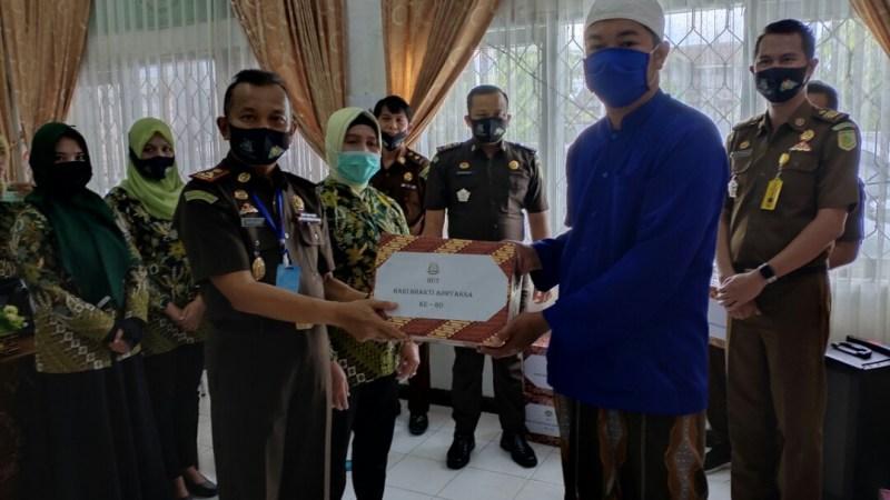 Kejaksaan Negeri Barito Utara gelar syukuran hari ulang tahun Adhyaksa ke-60