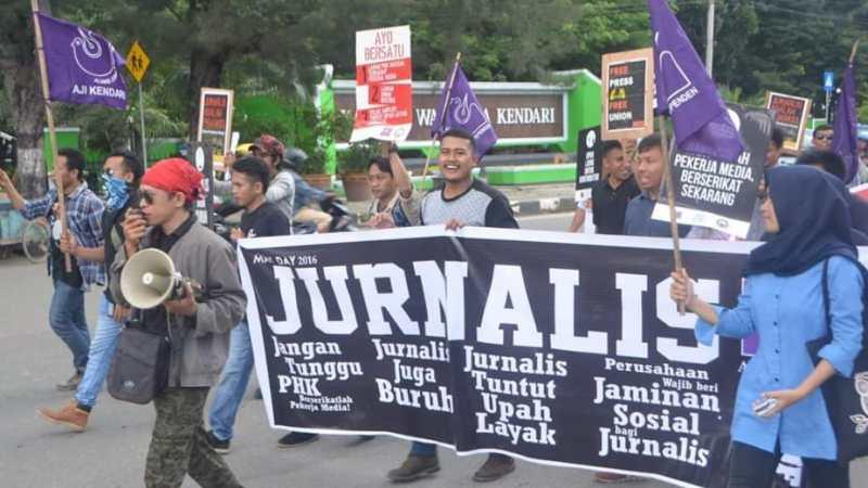 Media Palangkanews Dukung AJI dan IJTI Desak Mabes TNI.