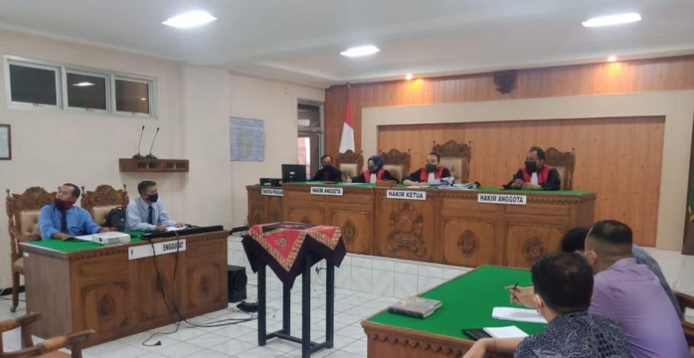 PT. Central Java Power PLTU Tubanan Digugat Hak Pemilik Tanah