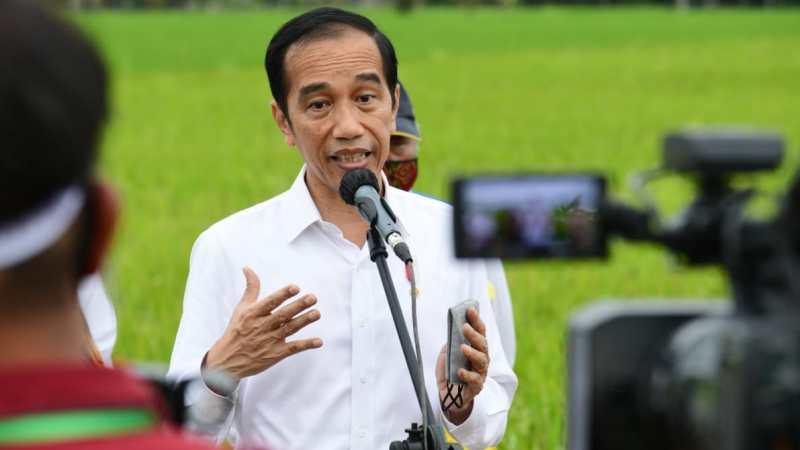 Presiden: Lumbung Pangan Baru untuk Antisipasi Krisis Pangan.
