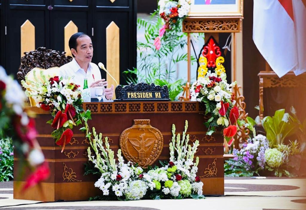 Tujuan Pembangunan Food Estate Di Kalteng Mengangkat Ekonomi, Ini Ungkap Presiden RI