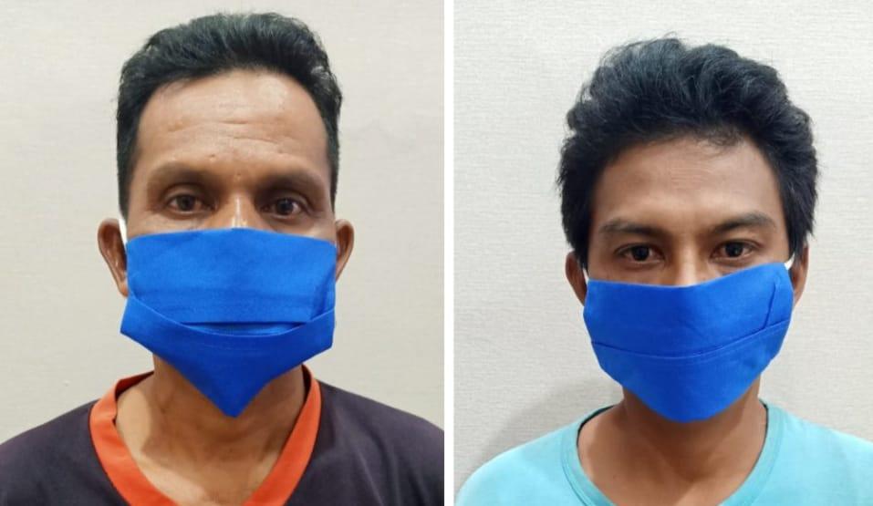 Dua Warga Bahaur Diciduk Polres Pulpis Saat Bawa BBM Tanpa Dokumen