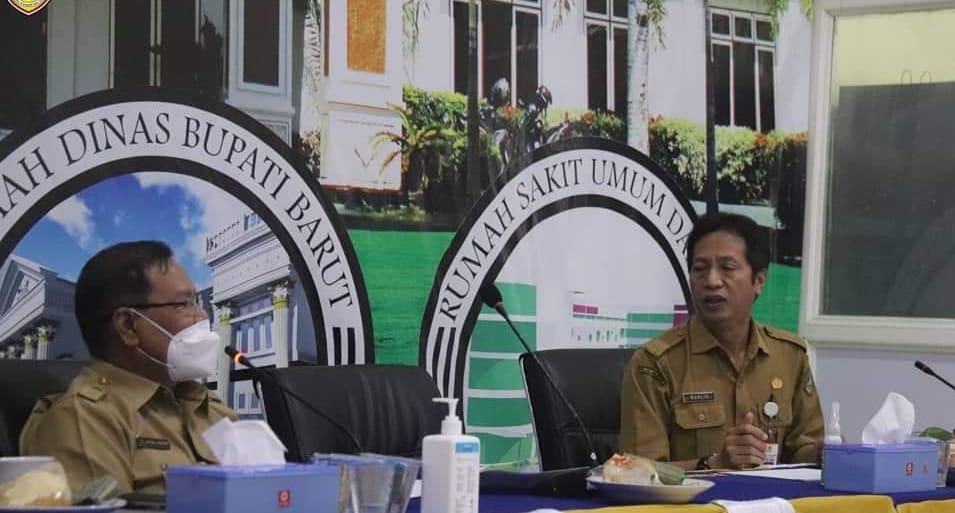 Bupati Barito Utara Harapkan ASN Bersabar Kembali, TPP Masih Belum Dapat Dibayarkan